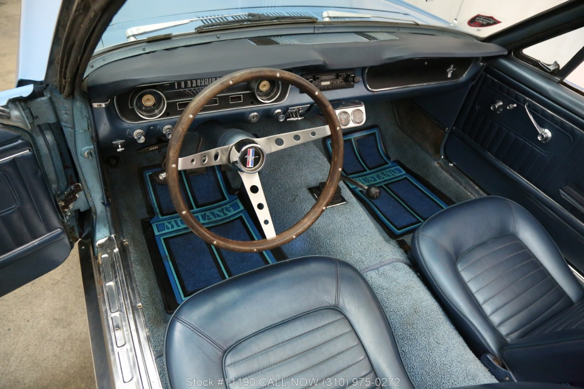 Used 1965 Ford Mustang Convertible | Los Angeles, CA
