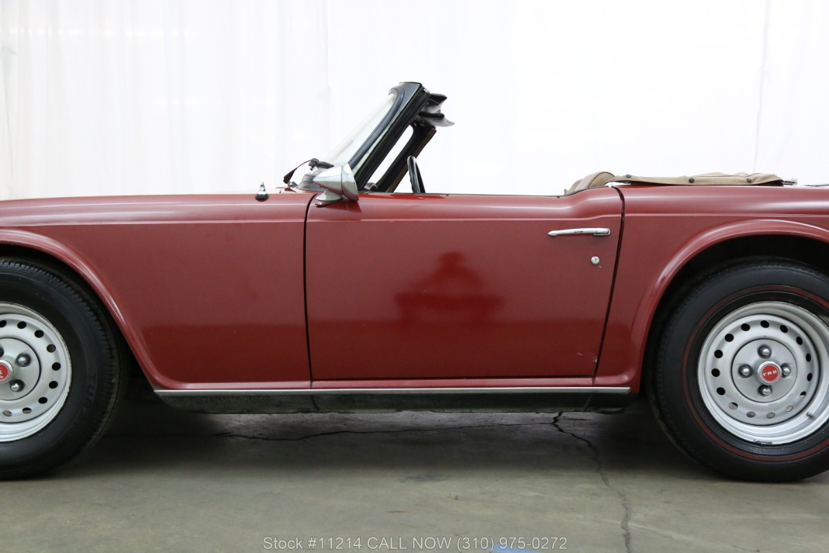 Used 1976 Triumph TR6  | Los Angeles, CA