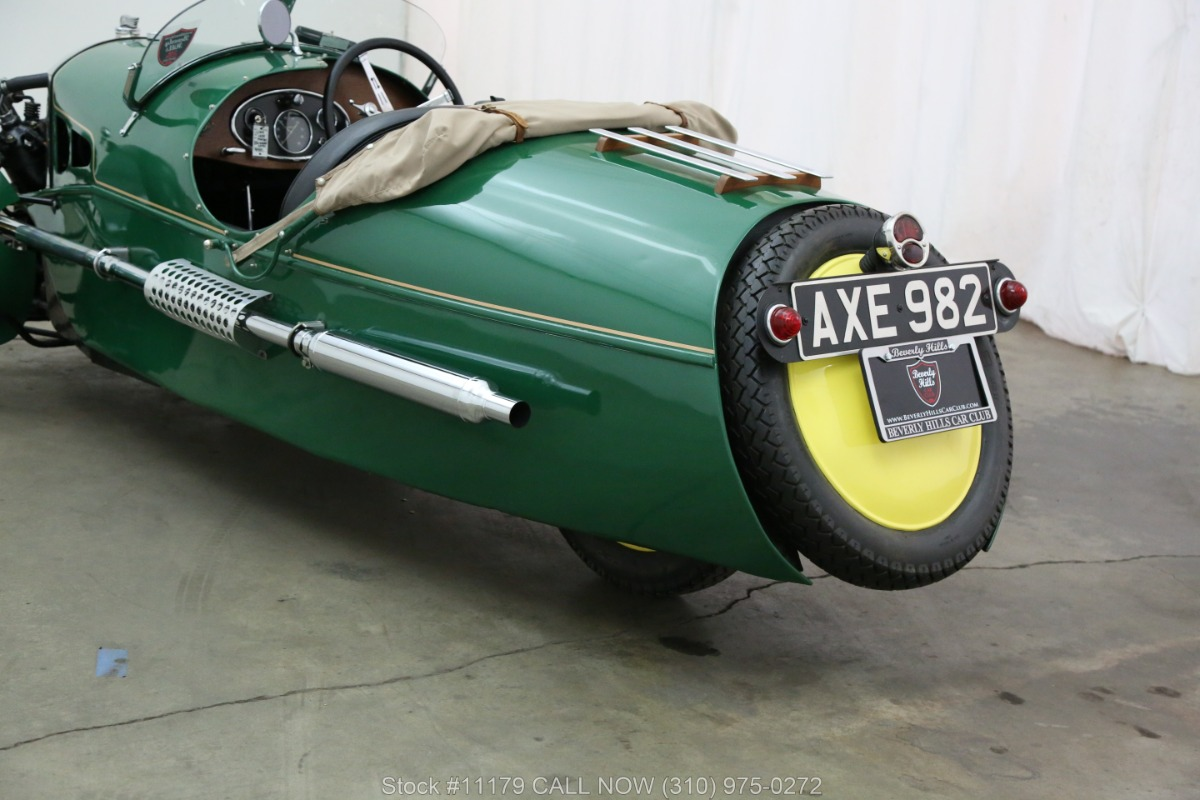 Used 1934 Morgan SS 3 Wheeler Right-Hand Drive | Los Angeles, CA