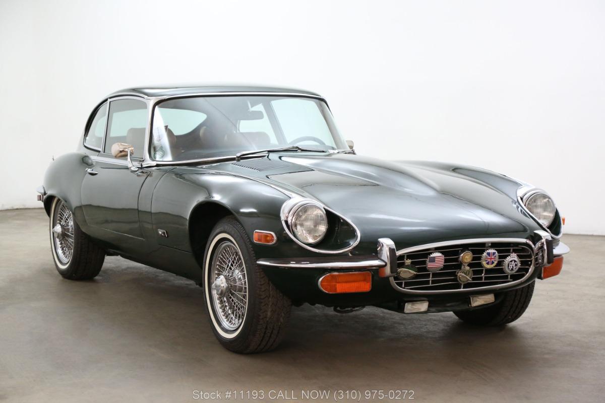 1971 Jaguar XKE V12 2+2