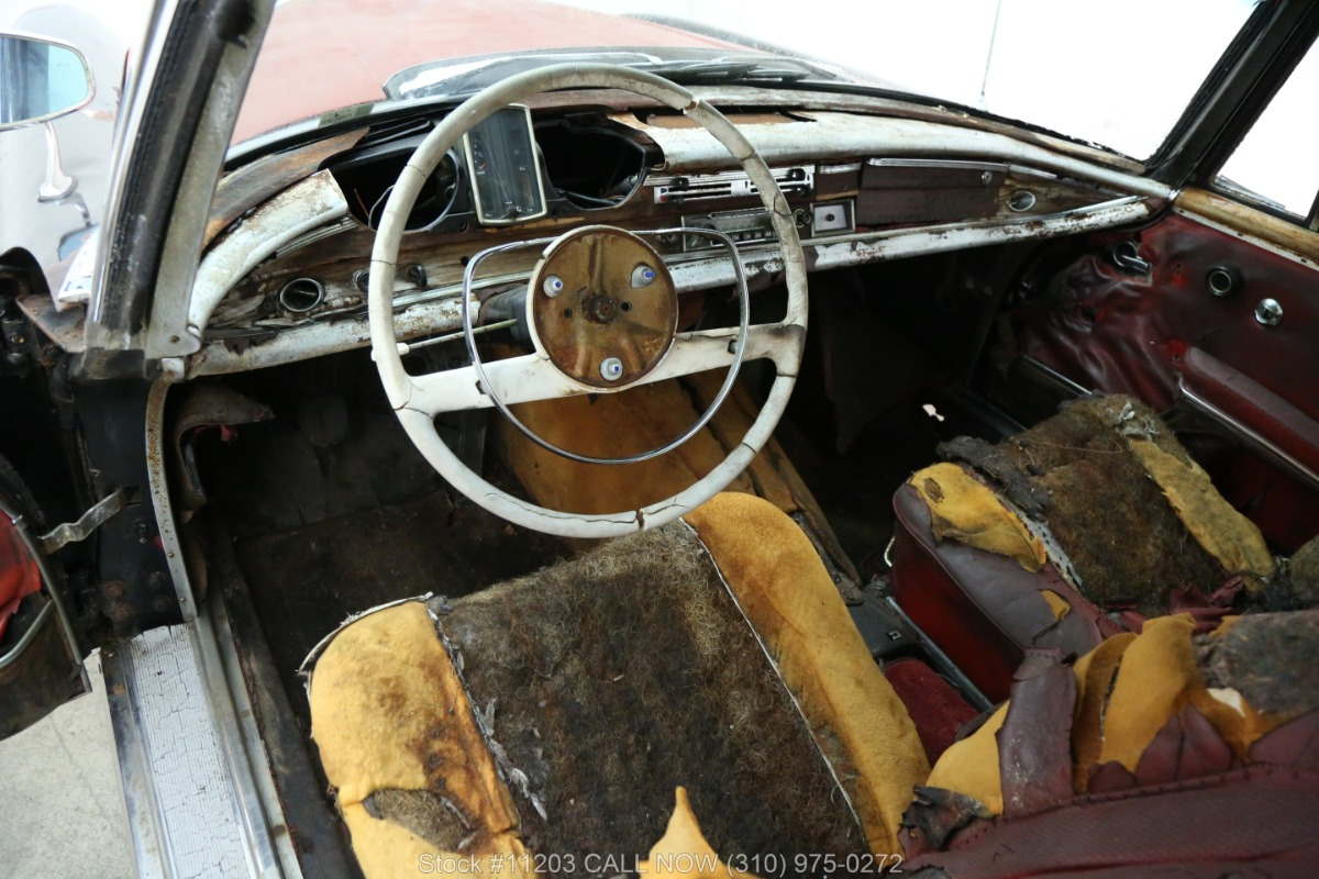 Used 1964 Mercedes-Benz 220SE Sunroof Coupe | Los Angeles, CA