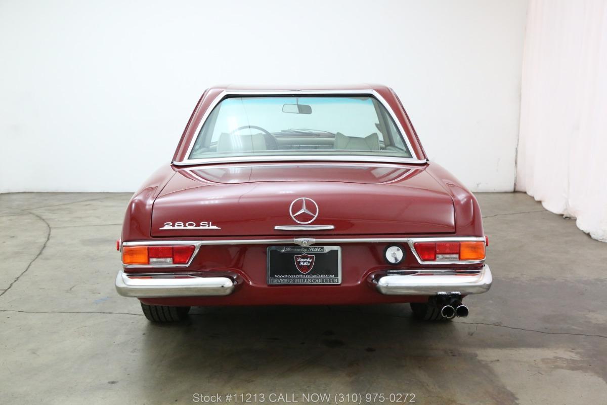 Used 1969 Mercedes-Benz 280SL Pagoda   Los Angeles, CA