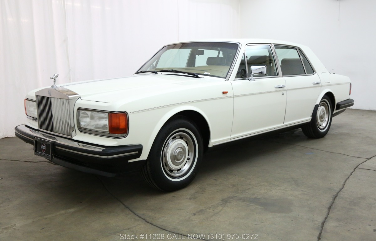 Used 1988 Rolls Royce Silver Spirit  | Los Angeles, CA