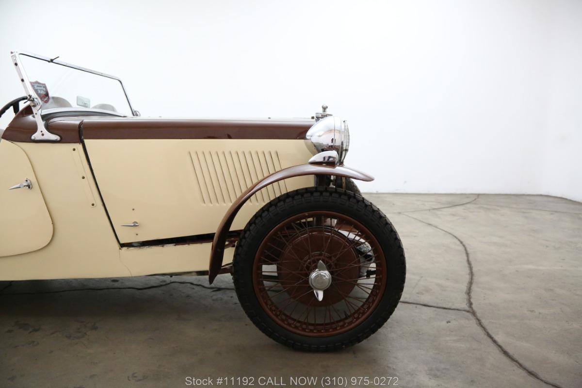 Used 1935 MG PB    Los Angeles, CA