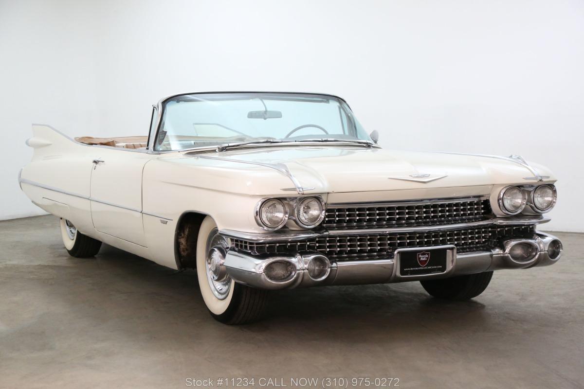 Used 1959 Cadillac Series 62 Convertible   Los Angeles, CA