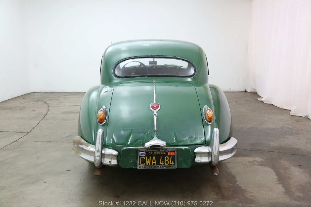 Used 1957 Jaguar XK140 Fixed Head Coupe | Los Angeles, CA
