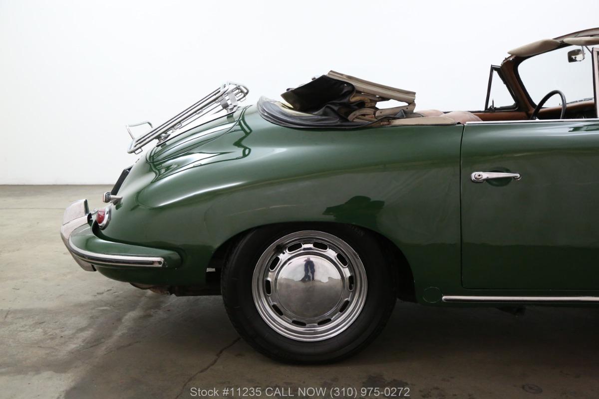 Used 1963 Porsche 356C Cabriolet   Los Angeles, CA