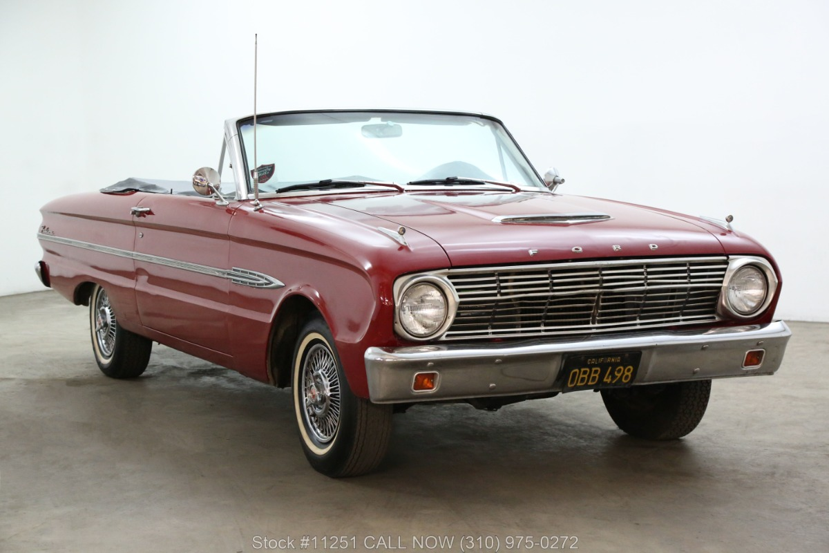 1963 Ford Falcon Futura Converible