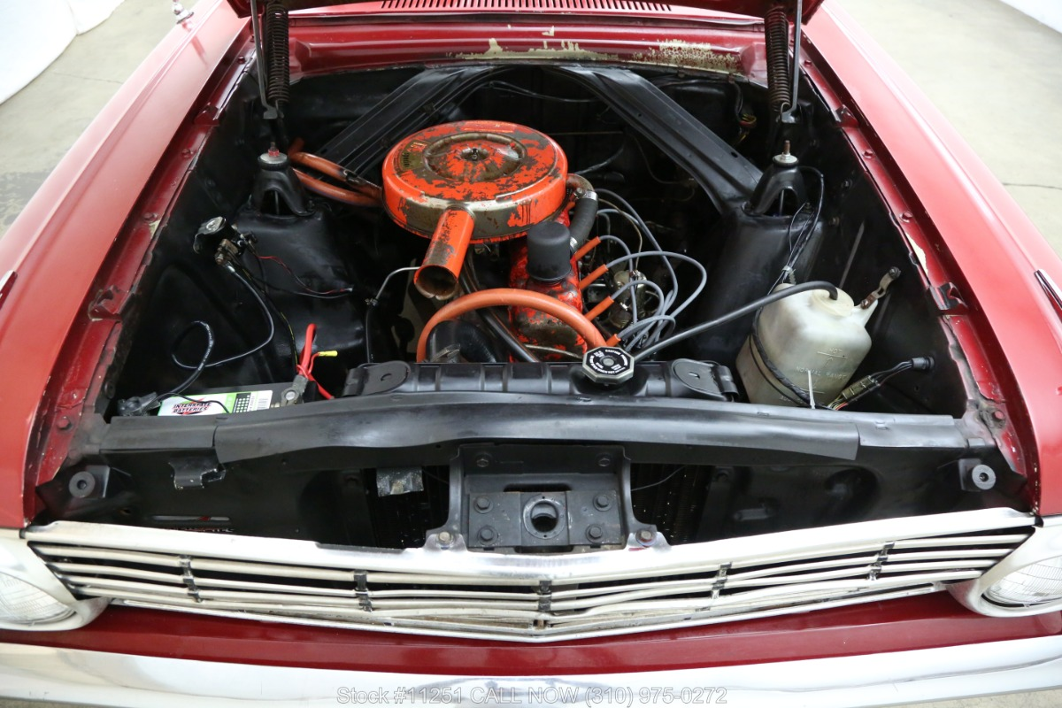 Used 1963 Ford Falcon Futura Converible | Los Angeles, CA