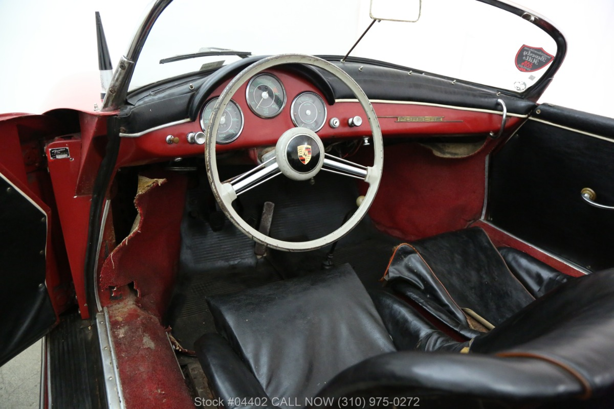 Used 1956 Porsche 1600 Speedster  | Los Angeles, CA