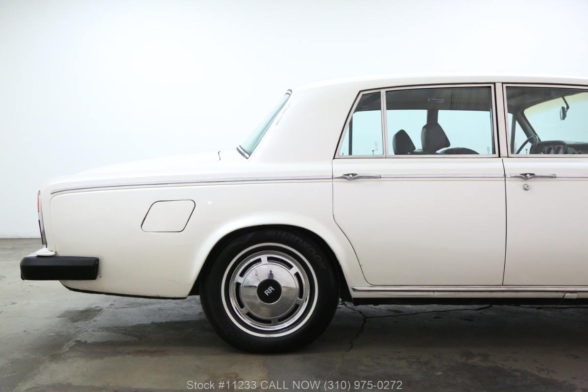 Used 1981 Rolls Royce Silver Shadow II  | Los Angeles, CA