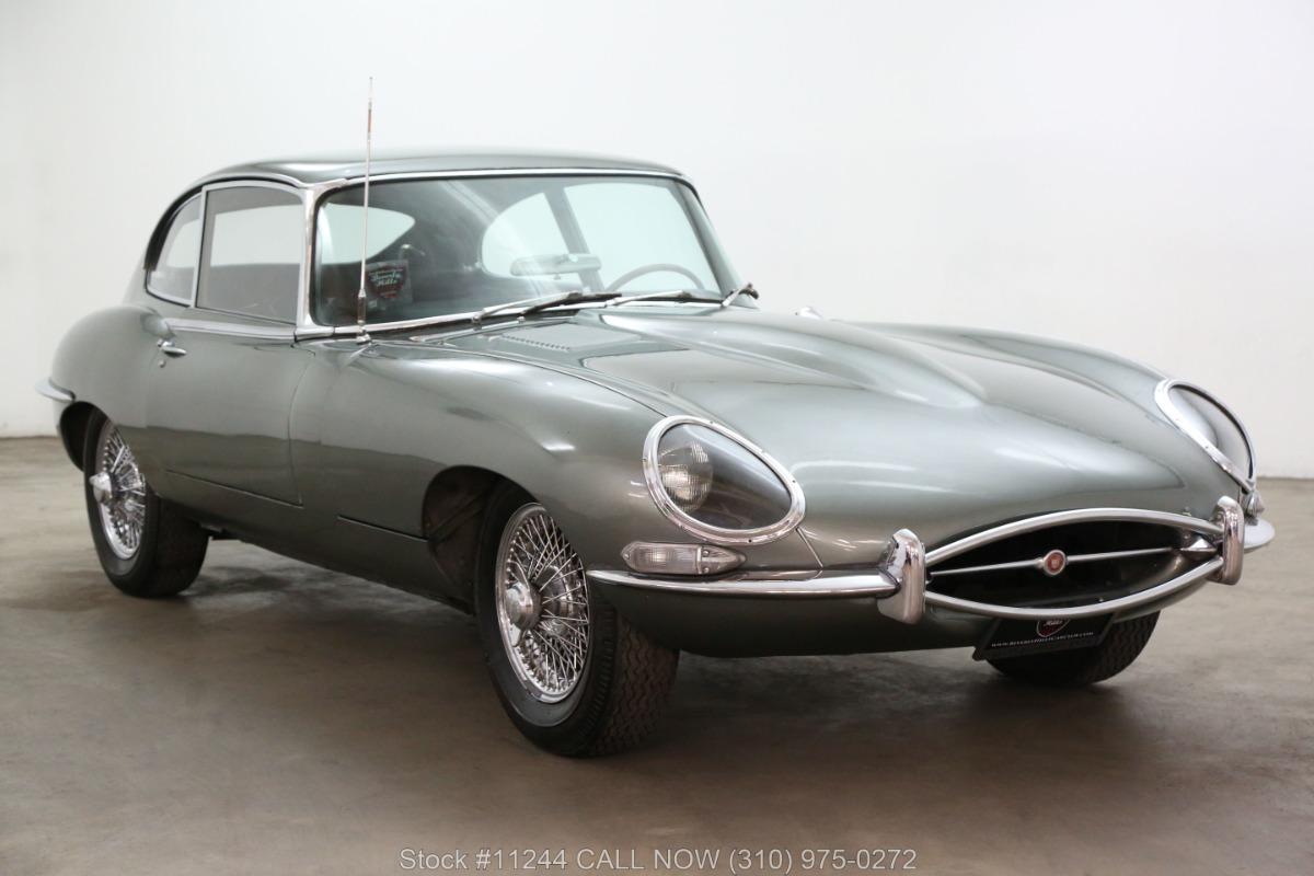 1966 Jaguar XKE Series I 2+2