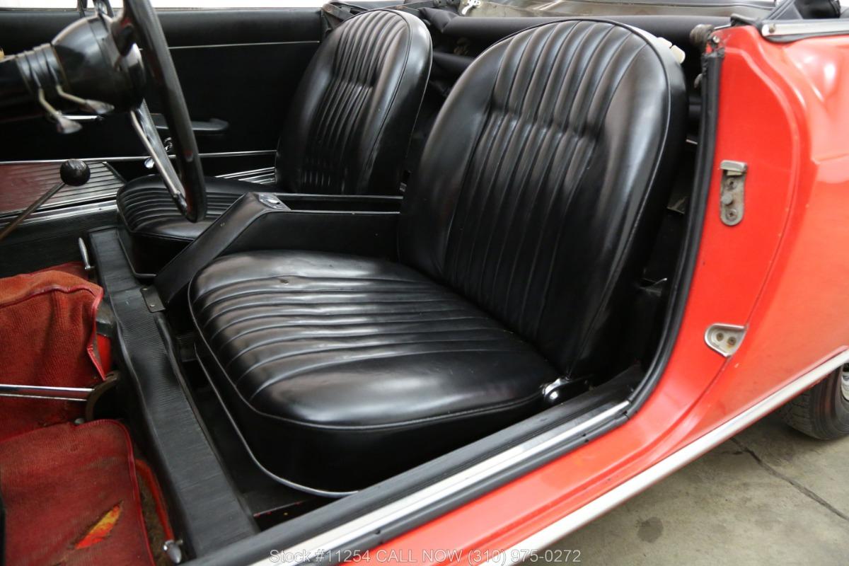 Used 1965 Fiat 1500 Spyder  | Los Angeles, CA