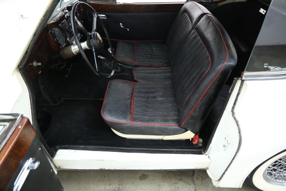 Used 1956 Jaguar XK140MC Fixed Head Coupe   Los Angeles, CA