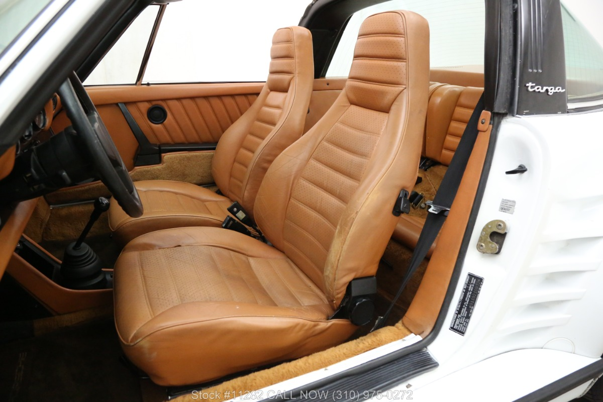 Used 1978 Porsche 911SC Slant Nose Conversion Targa | Los Angeles, CA