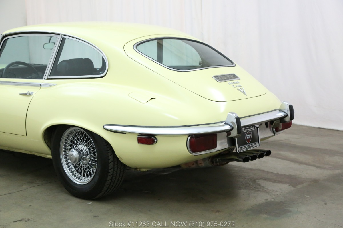 Used 1971 Jaguar XKE V12 2+2    Los Angeles, CA