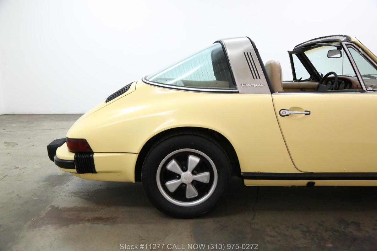 Used 1975 Porsche 911S Targa | Los Angeles, CA