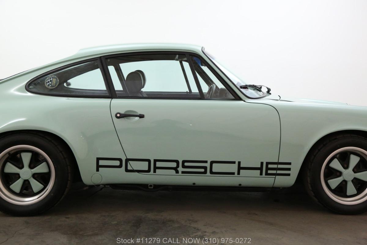 Used 1971 Porsche 911E Coupe RS Tribute | Los Angeles, CA