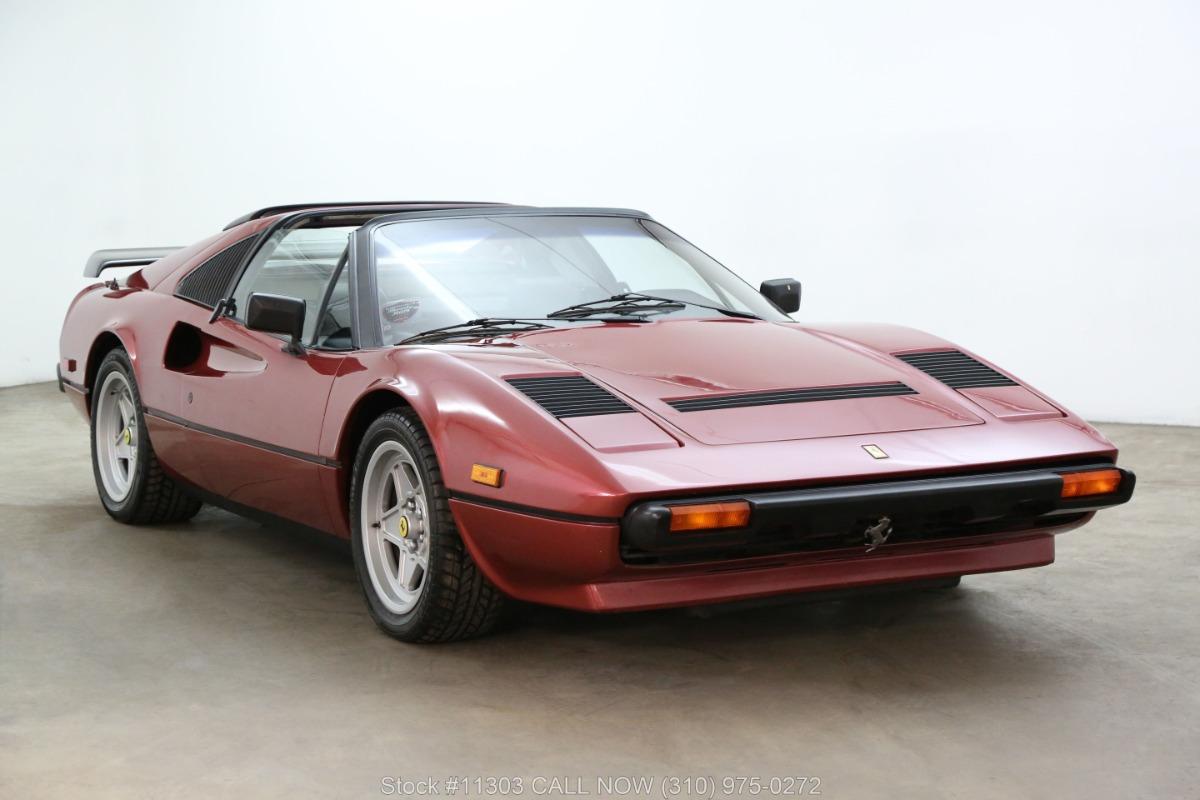1983 Ferrari 308 Quattrovalvole