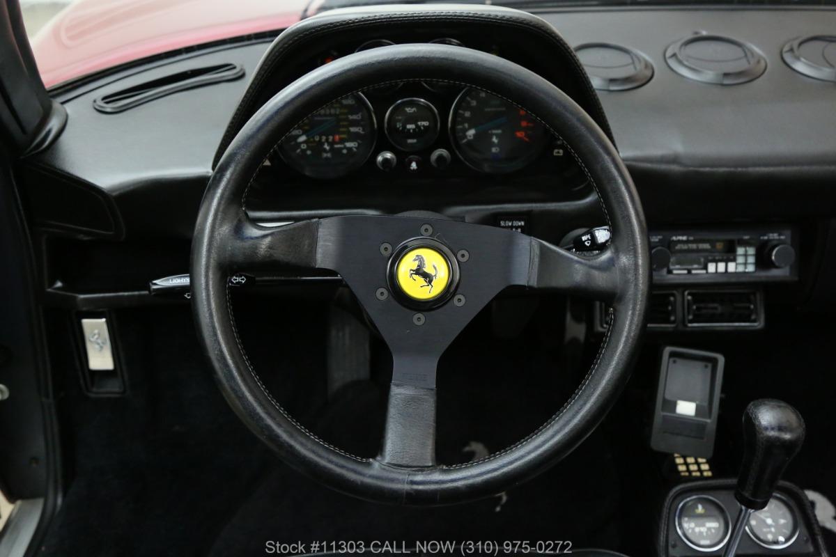 Used 1983 Ferrari 308 Quattrovalvole  | Los Angeles, CA