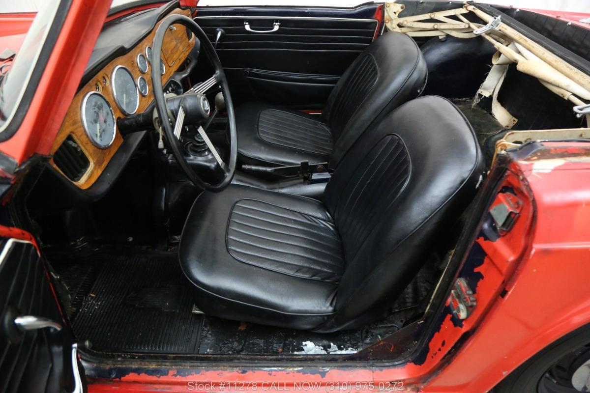 Used 1967 Triumph TR4    Los Angeles, CA