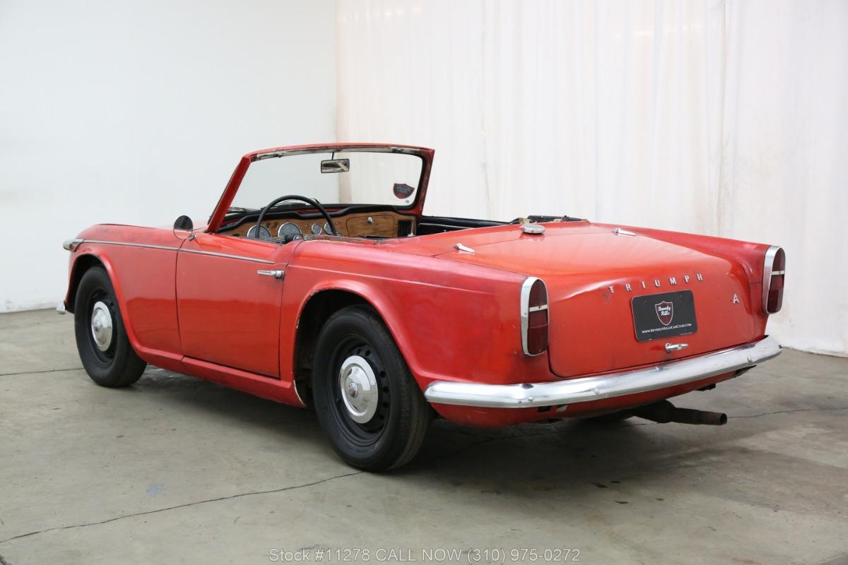 Used 1967 Triumph TR4  | Los Angeles, CA