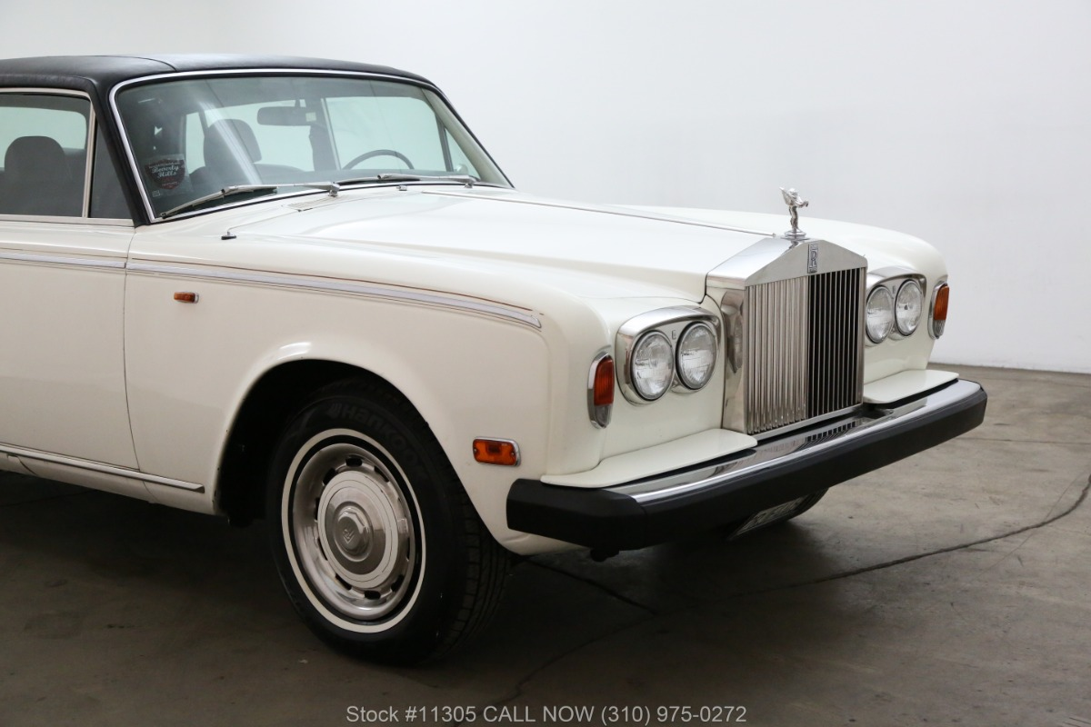 Used 1976 Rolls Royce Silver Shadow Left-Hand Drive  | Los Angeles, CA