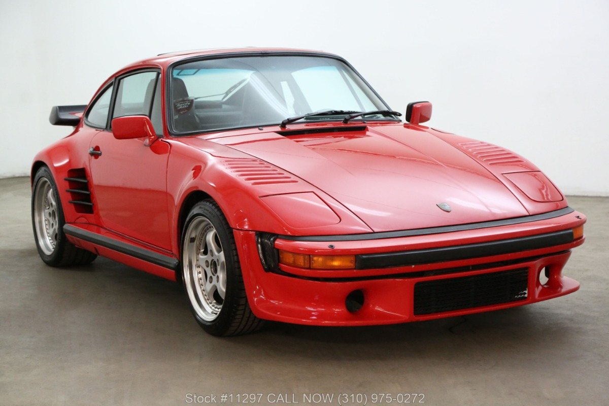 1986 Porsche 930 Slant Nose Conversion