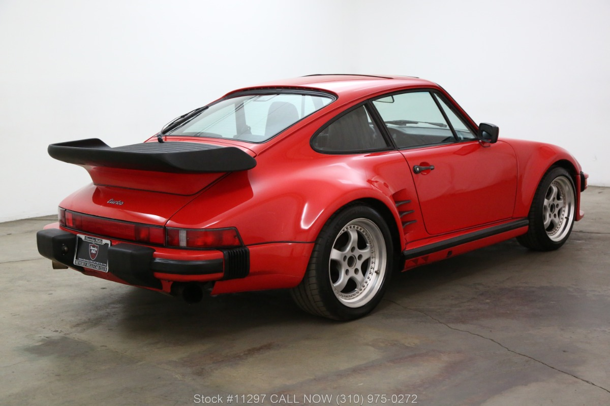 Used 1986 Porsche 930 Slant Nose Conversion | Los Angeles, CA