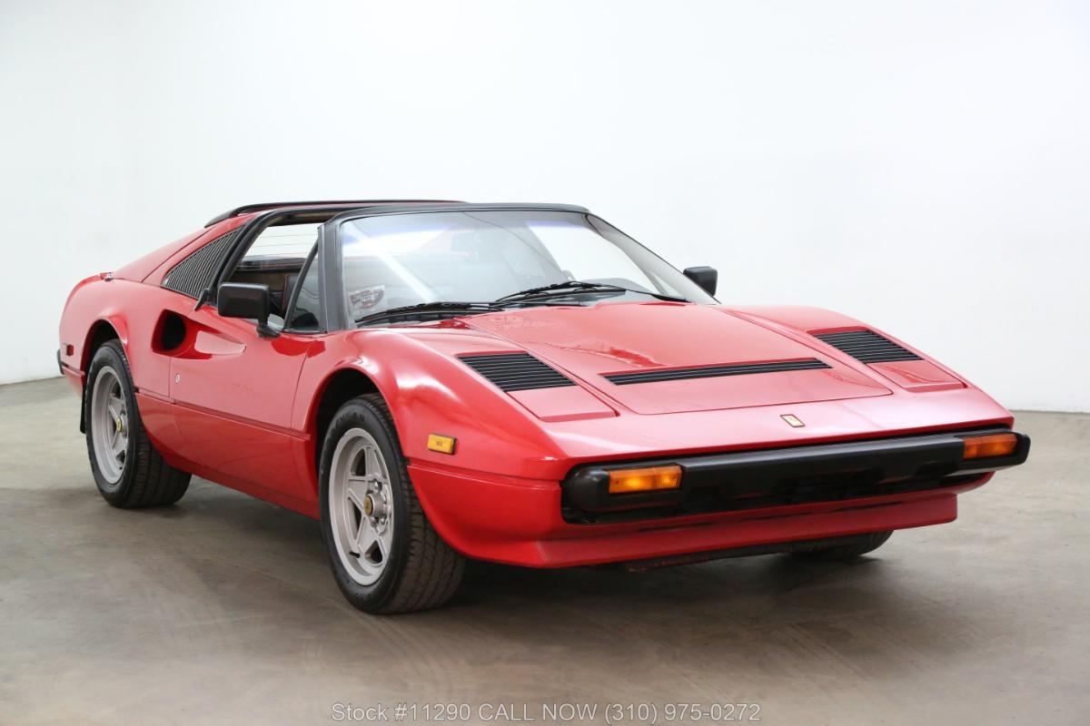 Used 1983 Ferrari 308 Quattrovalvole    Los Angeles, CA