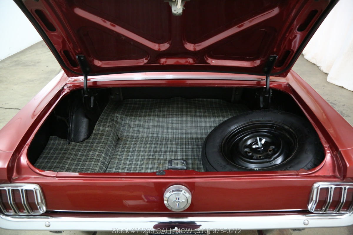 Used 1966 Ford Mustang Coupe | Los Angeles, CA