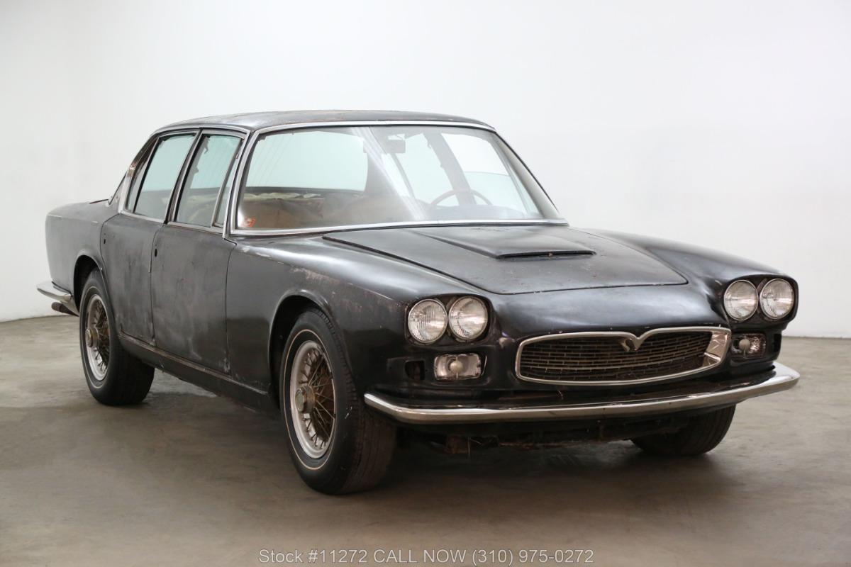 1969 Maserati Quattroporte