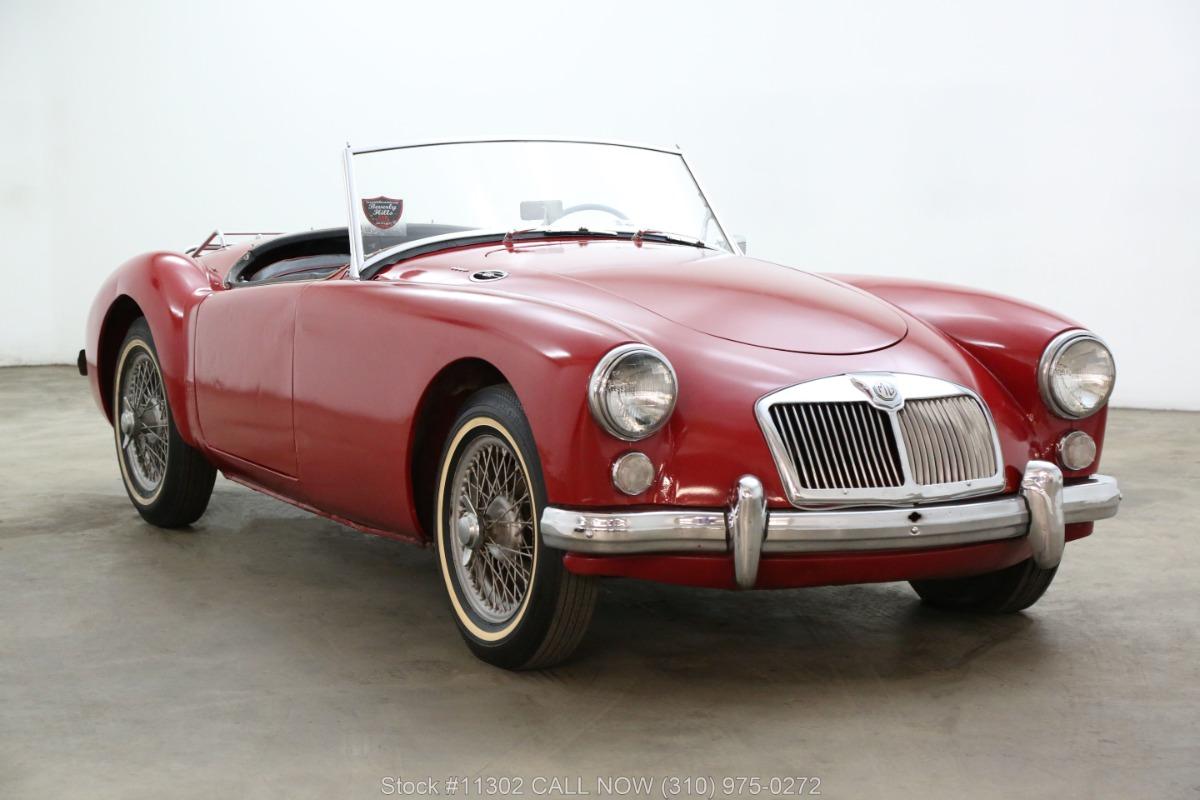1960 MG A 1600