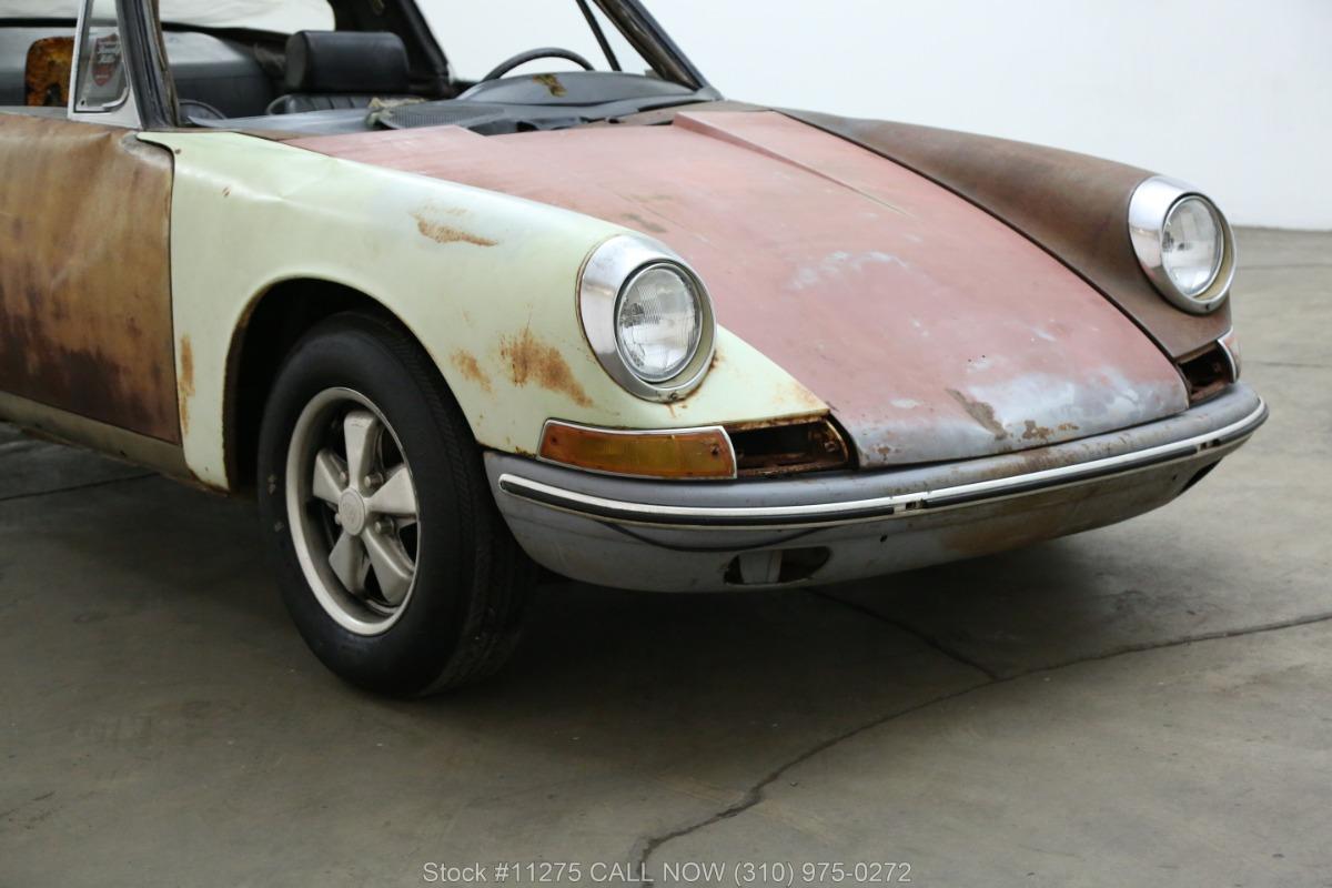 Used 1968 Porsche 912 Soft Window Targa | Los Angeles, CA