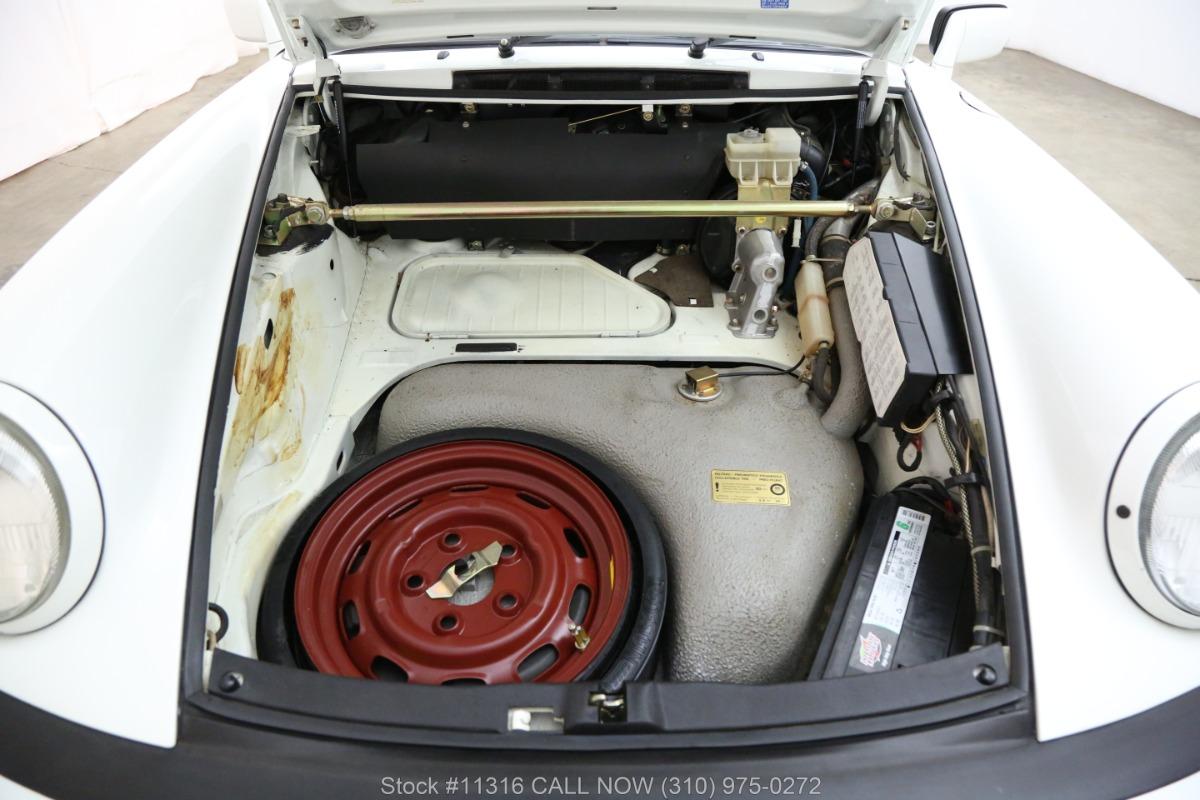 Used 1987 Porsche Carrera Targa | Los Angeles, CA
