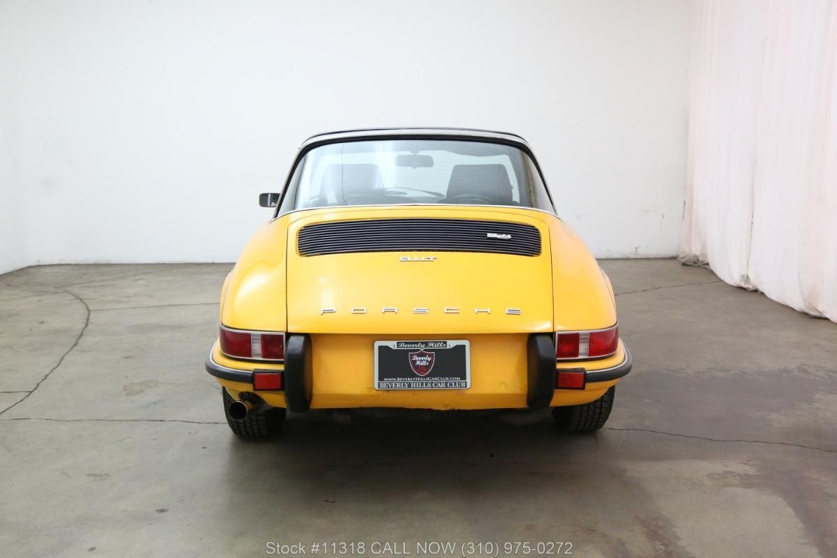 Used 1973.5 Porsche 911T Targa   Los Angeles, CA