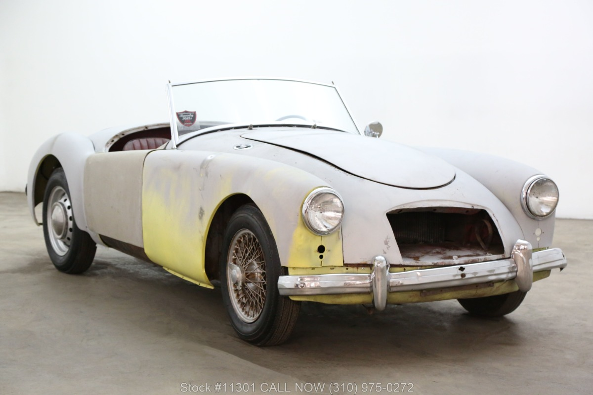 1962 MG A Roadster