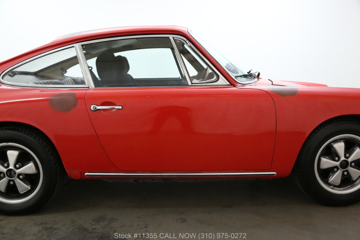 Used 1966 Porsche 912 3 Gage Sunroof Coupe | Los Angeles, CA