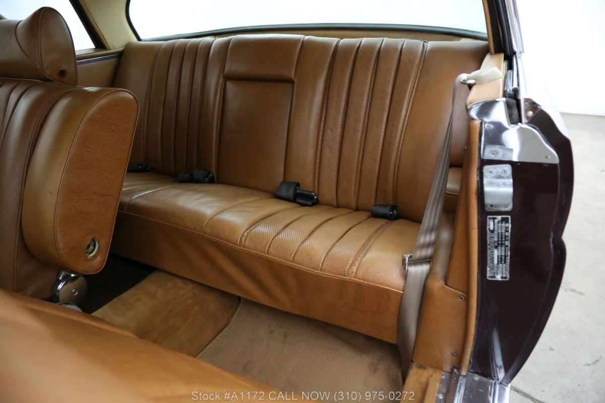 Used 1971 Mercedes-Benz 280SE 3.5 Coupe  | Los Angeles, CA