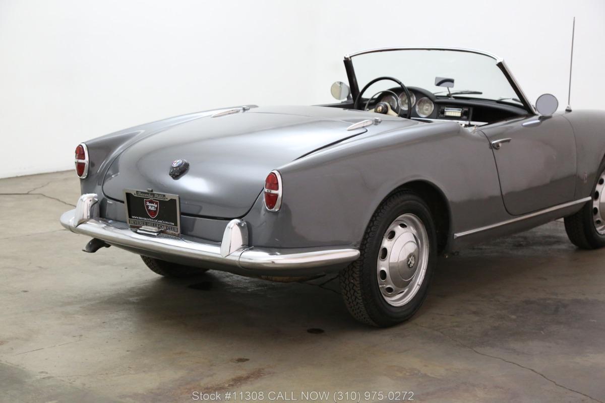 Used 1959 Alfa Romeo Giulietta Veloce Spider  | Los Angeles, CA