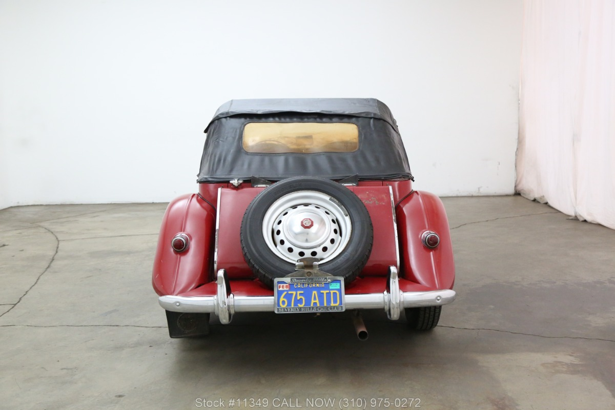 Used 1954 MG TF  | Los Angeles, CA