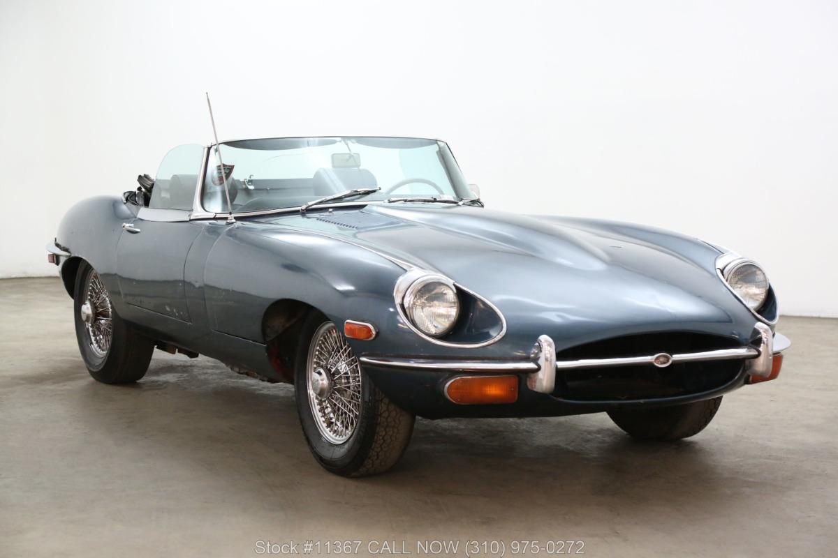 1970 Jaguar XKE Roadster