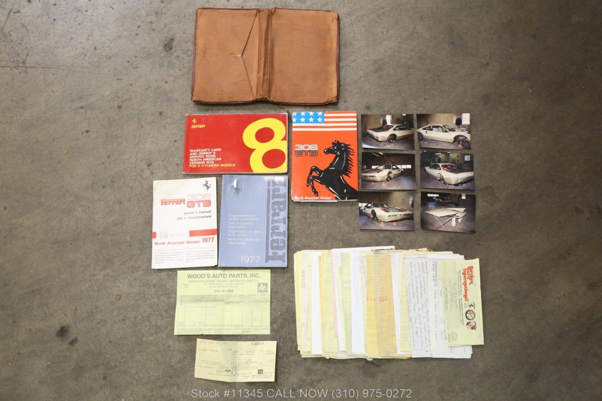 Used 1977 Ferrari 308 GTB  | Los Angeles, CA