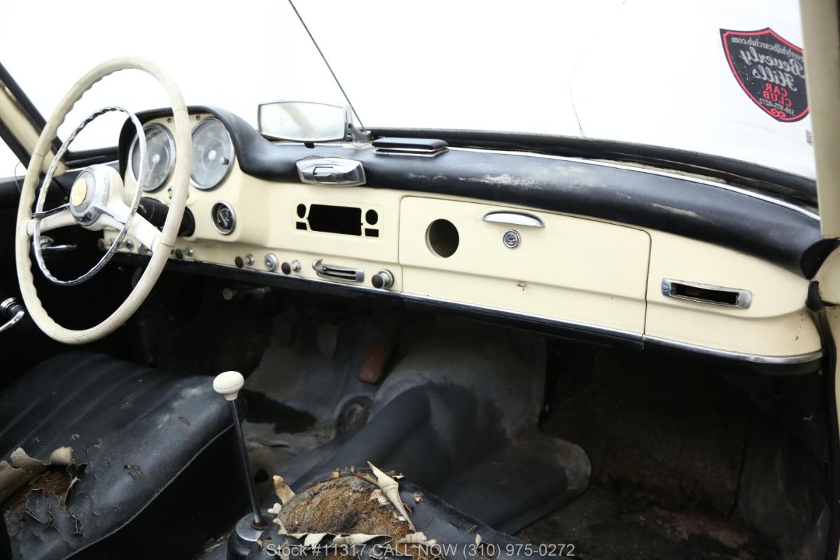 Used 1958 Mercedes-Benz 190SL    Los Angeles, CA