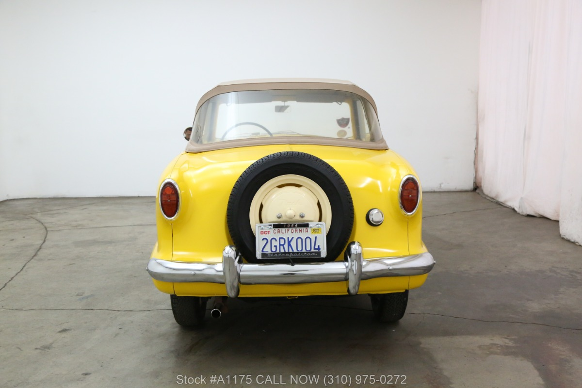 Used 1954 Nash Metropolitan Convertible | Los Angeles, CA