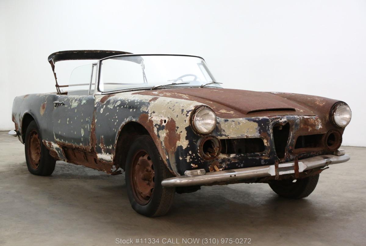 Used 1963 Alfa Romeo 2600 Spider  | Los Angeles, CA