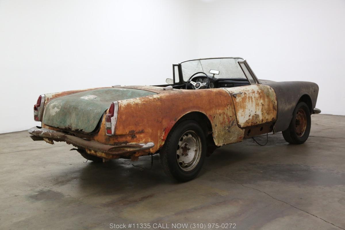Used 1962 Alfa Romeo 2600 Spider  | Los Angeles, CA