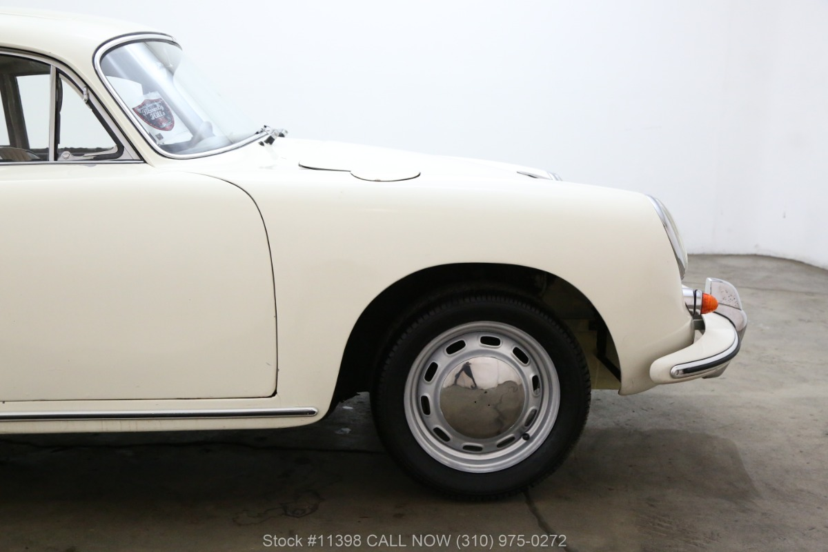 Used 1964 Porsche 356C Sunroof Coupe | Los Angeles, CA