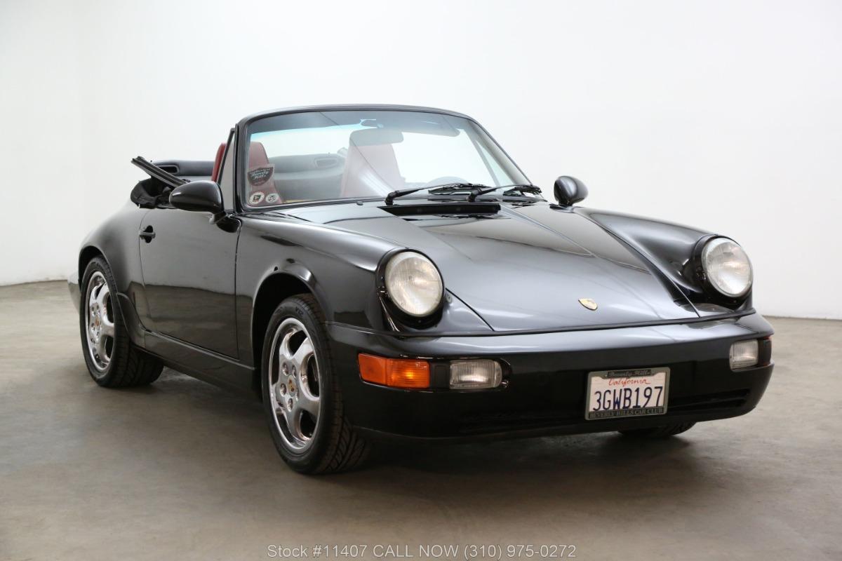 1991 Porsche 964 Cabriolet