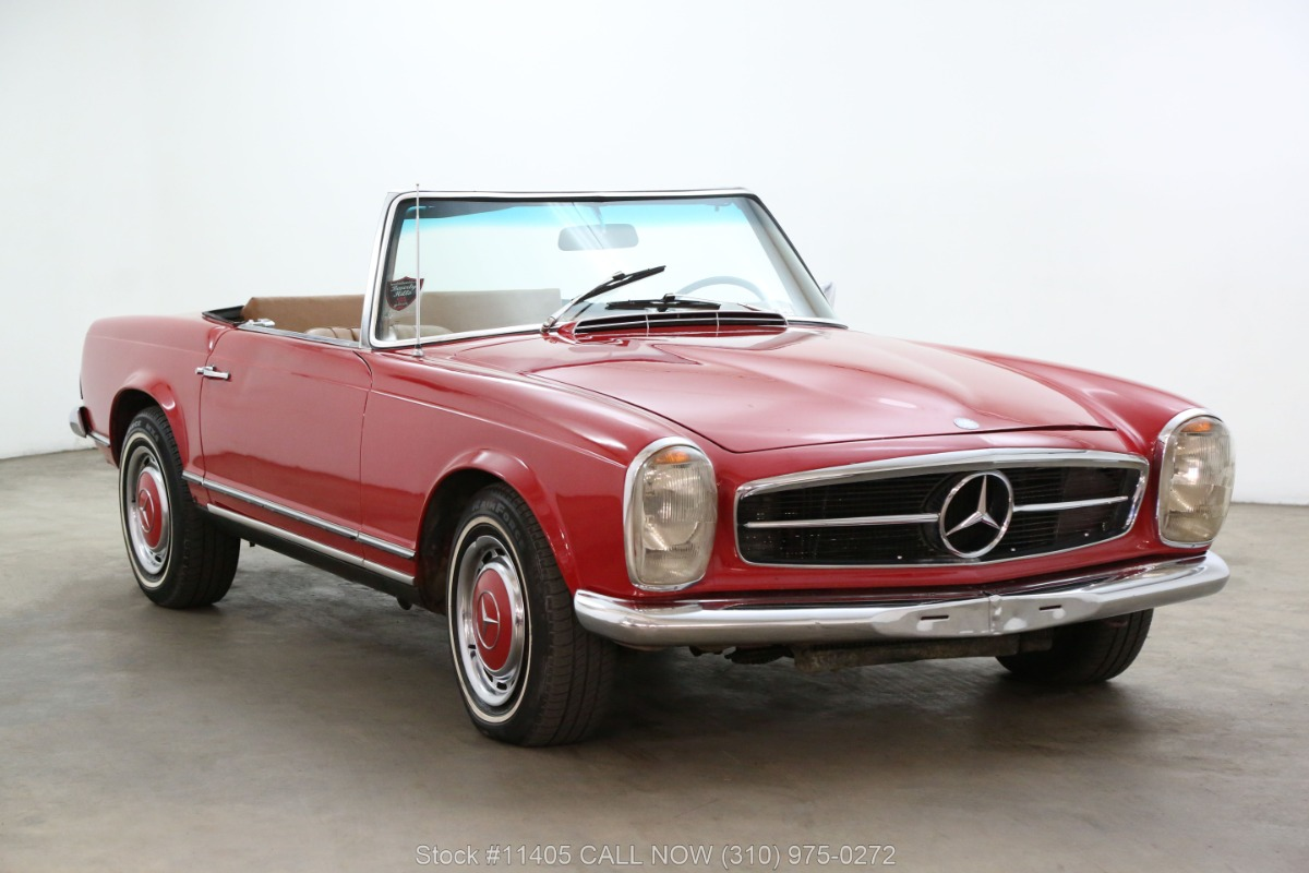 1969 Mercedes-Benz 280SL California Special